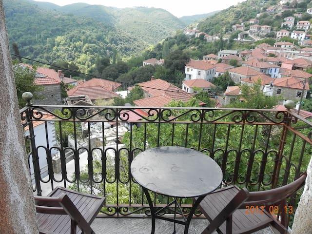 Splendid and calm Greek house - Promyri