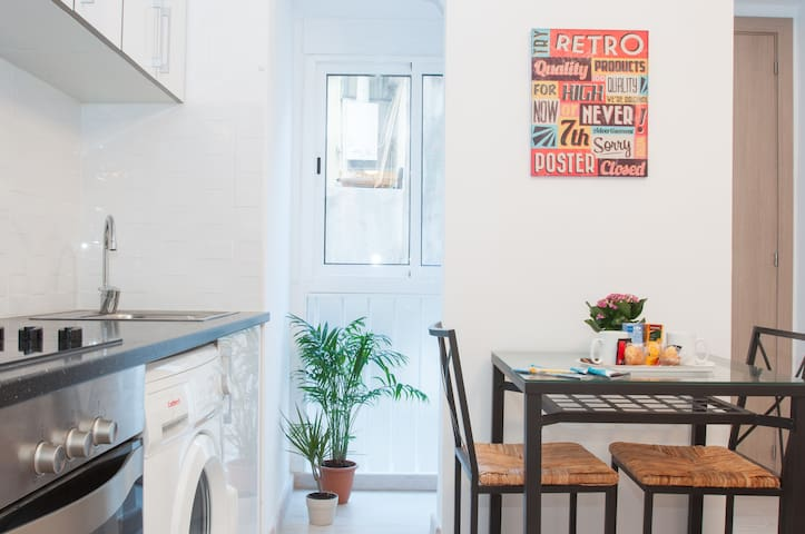 Bonito y Centrico!Plaza España-FIRA - Barcelona - Apartament