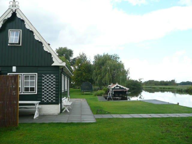 Prachtig gelegen Droomhuisje