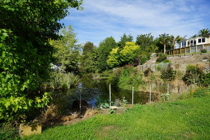 Private Escape - close to Hospital & Mystery Creek - Tamahere