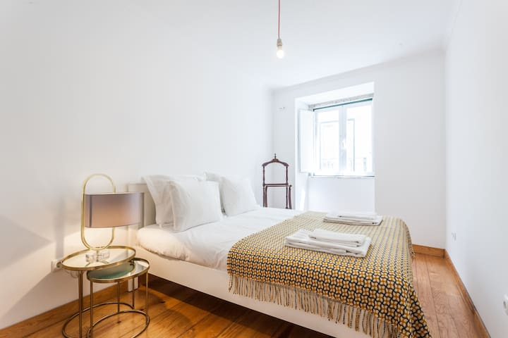 Flat located in the heart of Alfama/Castle