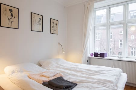 Trendy spot in best part of CPH - Frederiksberg - Apartment