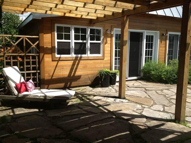 Sylvie's Cottage - Saint-Jacques-le-Mineur