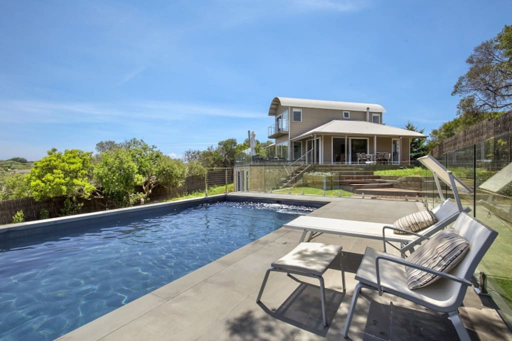 A true beach house within walking distance to the Sorrento township