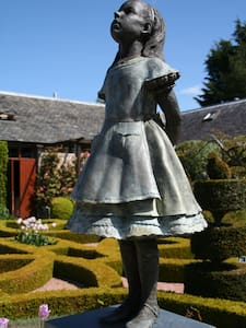 Cottage in Private RHS Garden - Moray - Dom