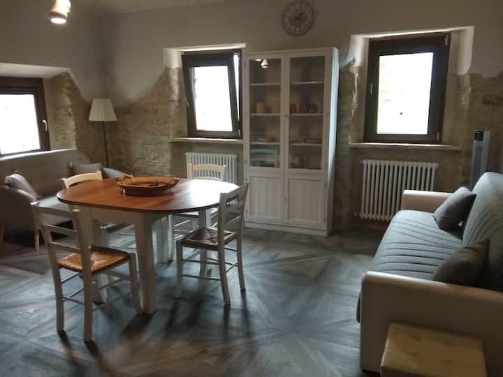 Appartamento in Agriturismo Fonte Rosa