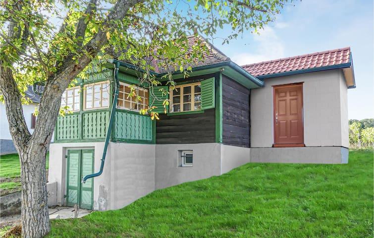 Holiday cottage with 1 bedroom on 50m² in Deutsch Schützen