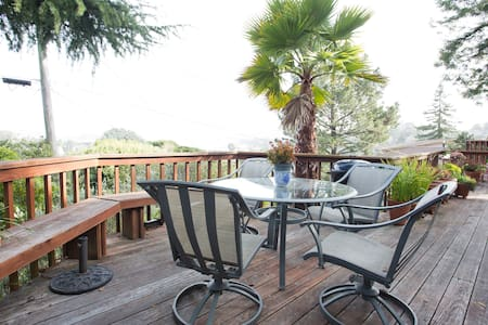 Beautiful cottage in Mill Valley - Mill Valley - Daire