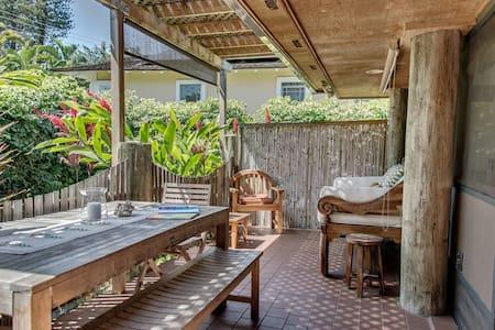 1 Bdrm Garden Cottage in Lahaina #1 - Lahaina - Apartment