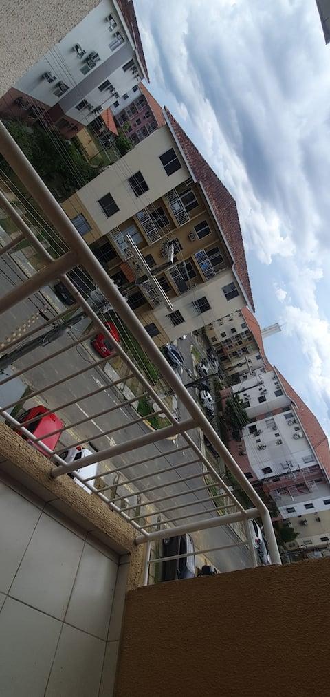 Apartamento 2 quartos Paradiso Girassol, Manaus-AM