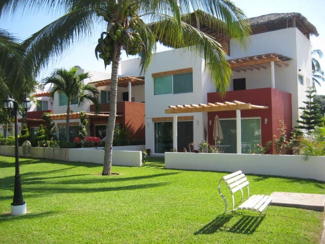 Charming home, safty&quiet+massage! - Acapulco