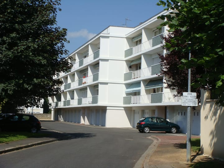 Appartement type 2 lumineux