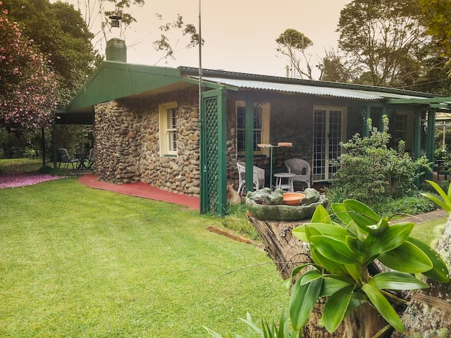 Riverstone Cottage,Springbrook - Springbrook - Casa