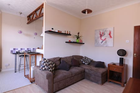 Cosy apartment in Southsea - Portsmouth - Apartament
