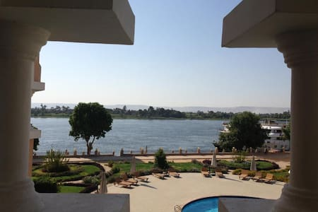 Luxurious Duplex on The Nile
