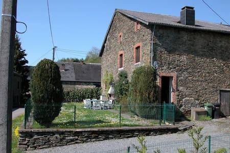 """Maison Conviviale """"L'EVAN"""" - 9p - Vresse-sur-Semois"""