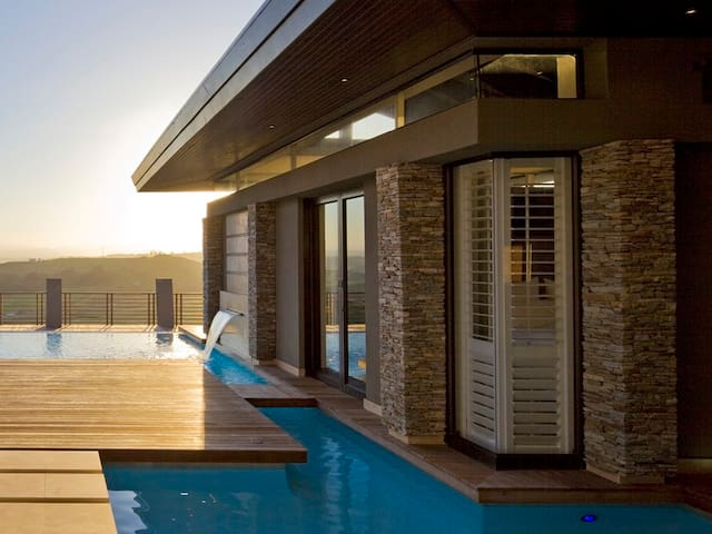 Zimbali Luxury suite in Horsewood - Dolphin Coast - Casa