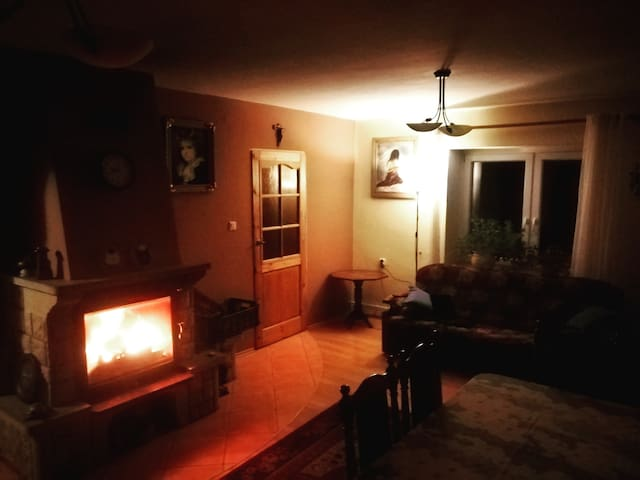 Cozy landhouse in central Sudetes