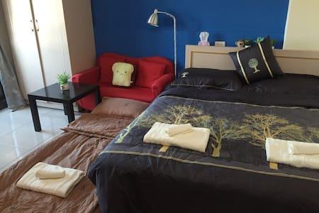 私人空間 獨立大套房 給您一個最乾淨溫暖的住所 如在家般舒適享受 - 台南市 - Ház