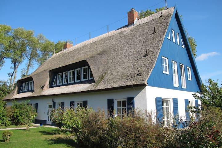 Urlaub unterm Reetdach auf Rügen - Altenkirchen - Huoneisto
