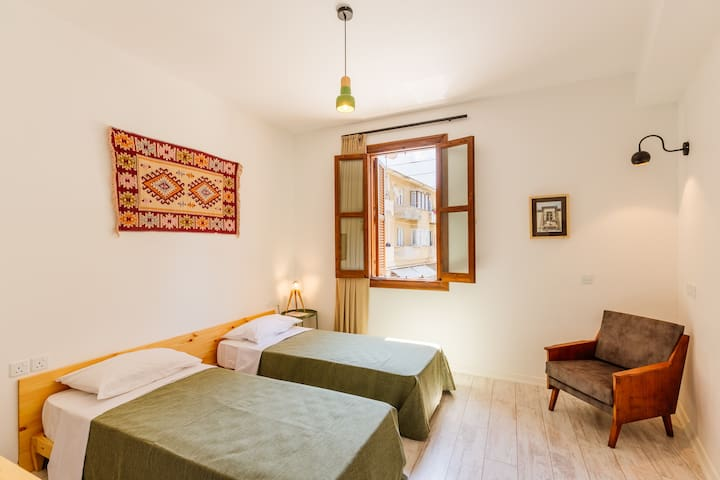 Deluxe Double or Twin room at DJUMBA Hotel & Cafe