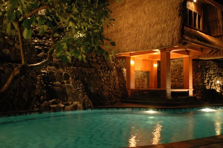 Serenity in Nature (Rumah Kembar)#1 - Yogyakarta - Bed & Breakfast