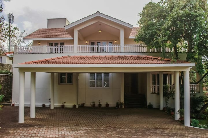 Kodaikanal Villa- Dev Gardens