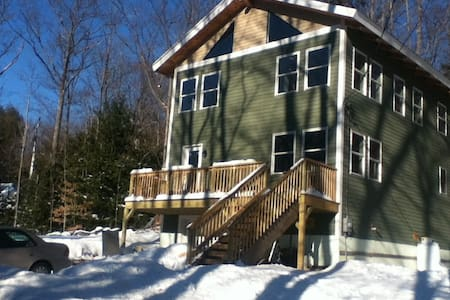 Cottage @ Lake Sunapee N.H. - Newbury - Alpehytte