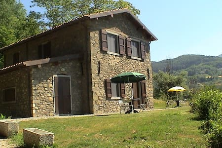 Eco Farmhouse with horses Castagni3 - Castiglione di Garfagnana - Appartement