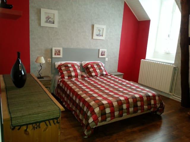 jolie chambre d'hôte proche Vichy - Vendat - Casa