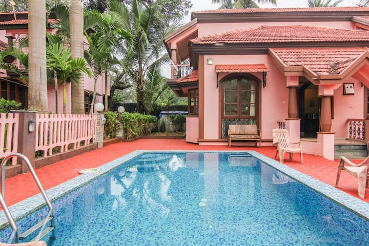 3BHK LUXURIOUS FULLY SANITISED  PRIVATE POOL VILLA