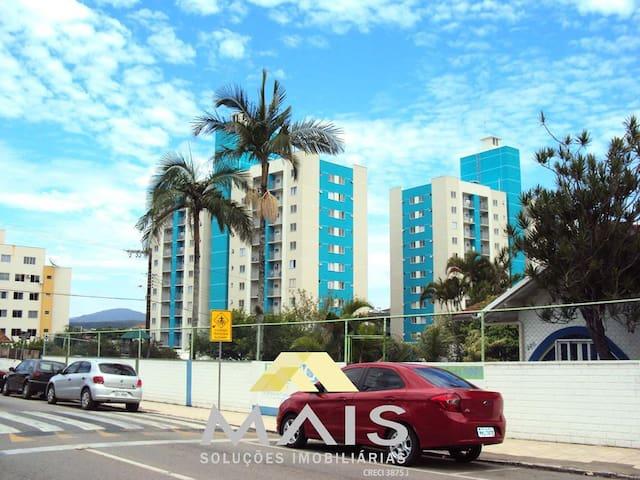Apartamento top no centro - Barra Velha - Leilighet