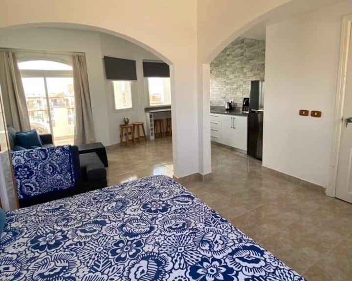 Entire studio apartment Egyptian Experience Resort