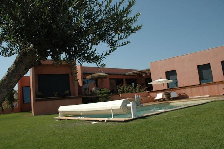Seaview Villa with private pool  - Narbonne - Villa
