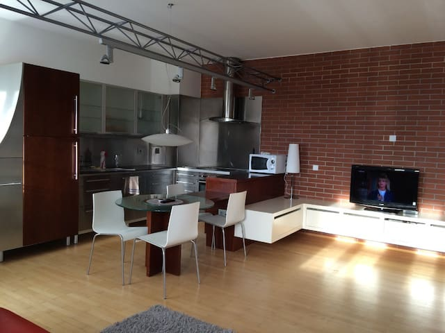 Apartment near Prague Castle - Praha - Huoneisto