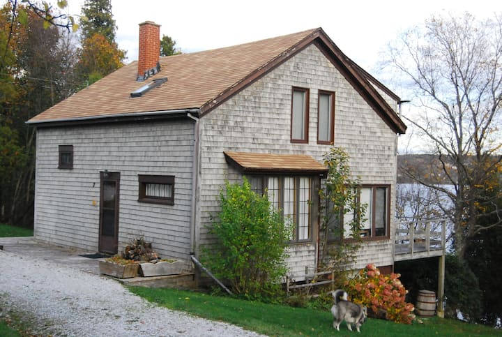 Old Launch Ways - Family Cottage