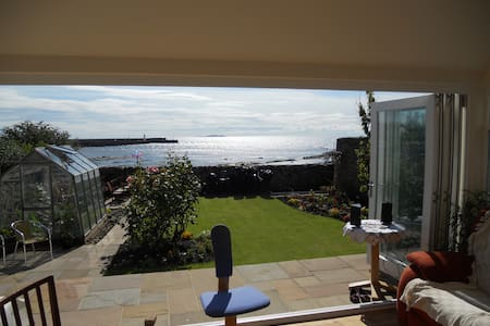 Coast cot. Near St.Andrews Scotland - Anstruther - Bed & Breakfast