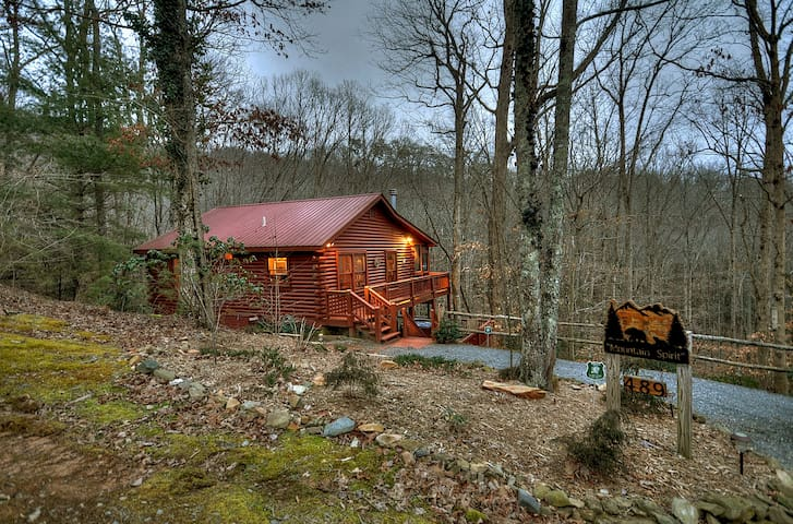 Mountain Spirit - Cozy Comfortable Cabin - Blue Ridge - Cabin