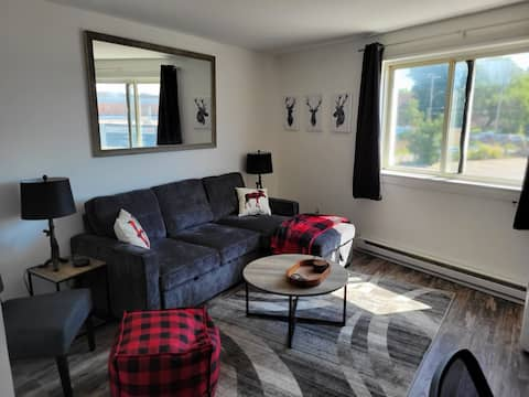 Lovely 2 Bedroom Private Apartment Above a Pub Downtown Sault Ontario