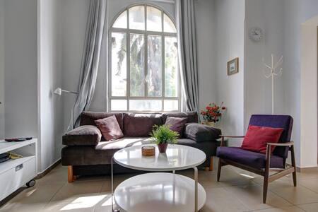 #1 Amazing apartment in City Center - Jerusalem