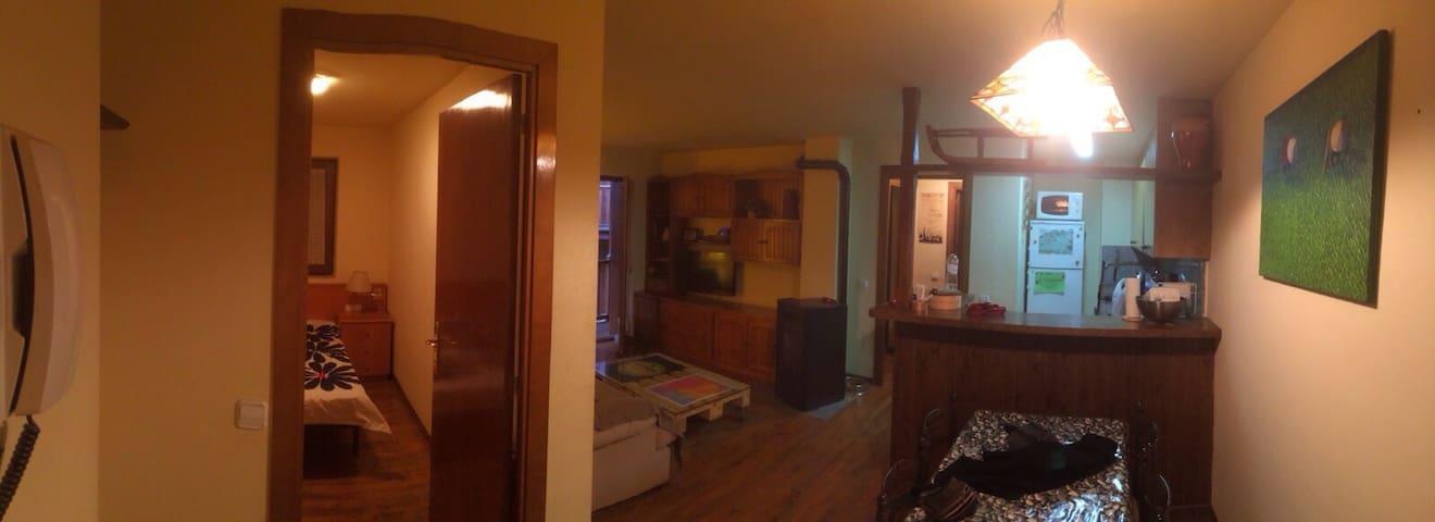 Apartament 50m² còmode i acollidor - Bellver de Cerdanya - Apartment