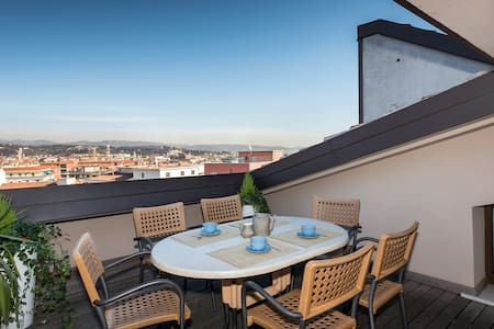 Panorama Apartment -with  views !! - Verona - Lakás