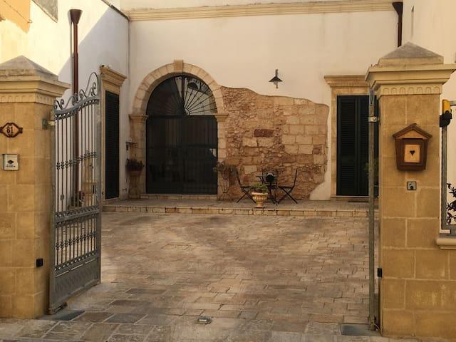 appartamento in corte - Campi Salentina - Apartment