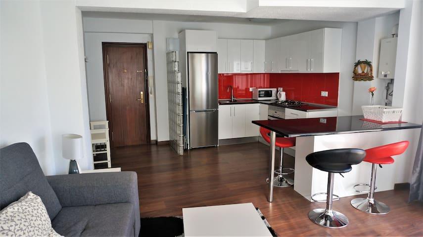Beautiful beach apartment 1 Carivoguest