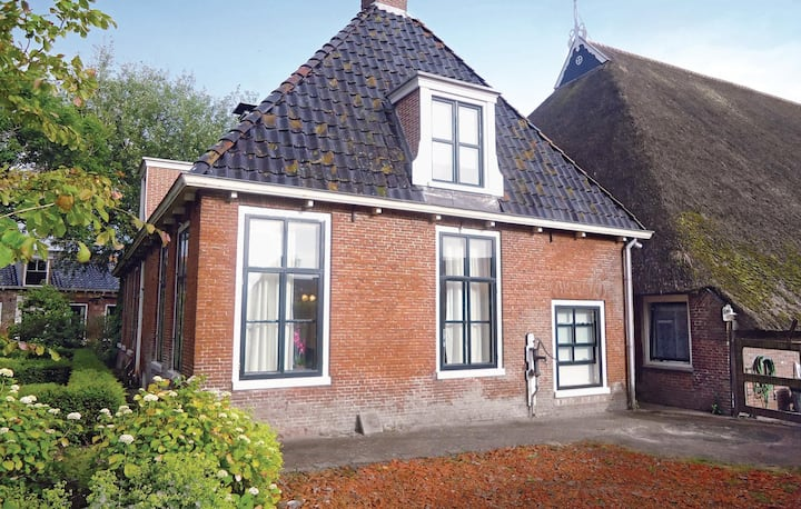 Beautiful home in Paesens with WiFi and 3 Bedrooms