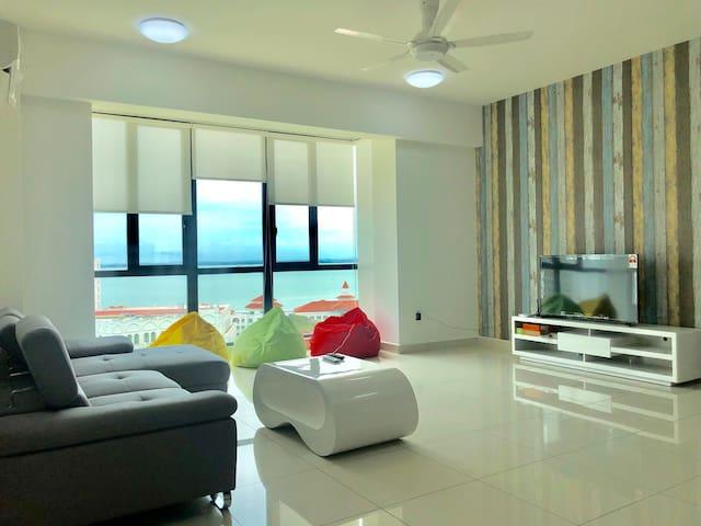 Sunshine seaview condo