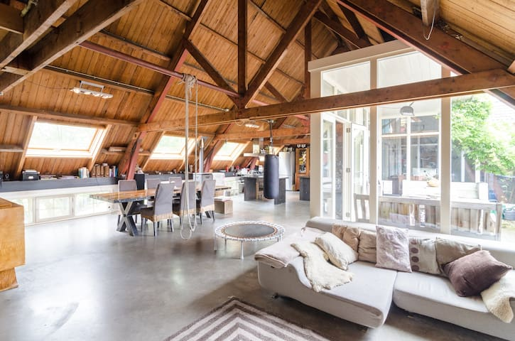 Loft House - Bussum - Apartament