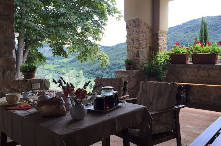 Farmhouse at 10km from Florence (2) - Bagno a Ripoli (Firenze) - Bed & Breakfast