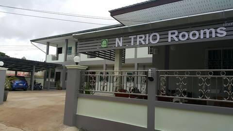 N TRIO Rooms เอ็นทรีโอ้ รูมส์