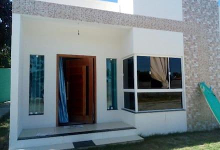 casa em Barra de jacuípe para descanso e lazer.
